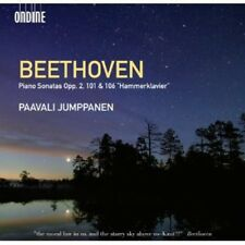 Paavali Jumppanen - Piano Sonatas Opp. 2 & 101 & 106 [New CD]
