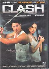 Clash Bay Rong DVD ( Johnny Tri Nguyen from Tom Yum Goong and The Rebel )