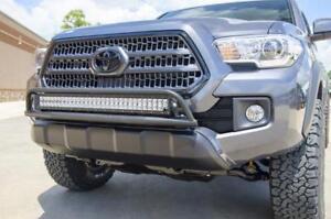 N-FAB O.R. Light Bar Multi-Mount System Gloss Black For 16-17 Toyota Tacoma
