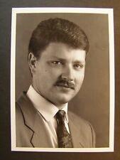Glossy Press Photo Cary Van Biezen Rep Candidate Announced for US Representative