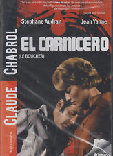 DVD - El Carnicero NEW Le Boucher Jean Yanne Claudie Chabrol FAST SHIPPING !