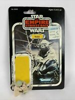 Star Wars The Empire Strikes Back Yoda Figure With Card
