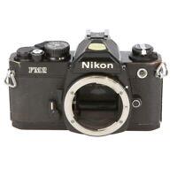 Nikon FM2N 35mm Camera Body, Black manual focus - UG