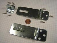 "50 Pk Aluminum Hex 5.5/"" Overall Open Eye /& Eye Shed Door Turnbuckle N221721"