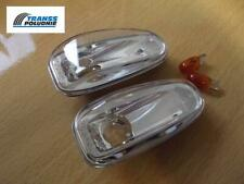 SILVER SIDE LIGHT REPEATER INDICATORS MERCEDES VARIO CLK C-208 E-CLASS W210 W124