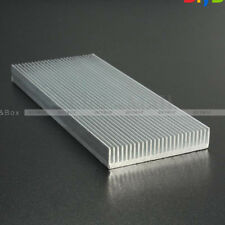 New 100x41x8mm Aluminum Heat Sink for Computer LED Power IC Transistor