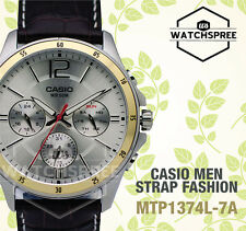 Casio Classic Series Men's Analog Watch MTP1374L-7A