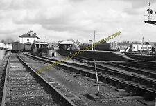 Aldershot Town Railway Station Photo.North Camp & Ash Vale - Farnham. L&SWR (8)