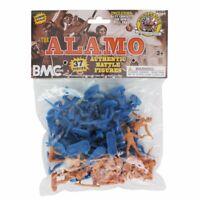 BMC Alamo Figure Bagged Playset - 37 Pieces 54mm Scale