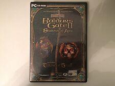 Baldurs Gate II & Throne of Bhaal - PC No Instructions UK