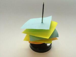 Paper Note Spike with Safety - File Receipts Bills Invoices etc.