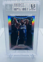 2019-20 PANINI PRIZM ZION WILLIAMSON SILVER #248 ROOKIE RC/BGS 8.5 NM-MINT+ PSA