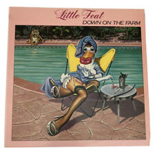 Little Feat Down On The Farm Warner Brothers Records HS 3345 Lowell George 1979