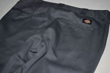 Dickies Chino Hose Jeans Work Pant Grau Grey Slim Fit W 34 L 34