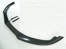 Splitter Carbonio Labbro Spoiler FRONT SPOILER si adatta per MERCEDES w205 AMG c63