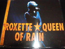 Roxette Queen Of Rain Rare Holland 4 Track CD Single