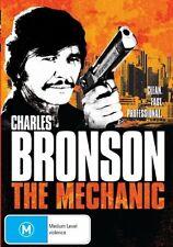 The Mechanic (DVD, 2008)