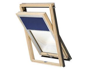 Balio Dachfenster 55x78 78x92 78x112 78x134 114x112 (VKR Velux Rooflite)
