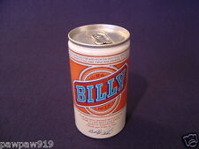 BILLY BEER ALUMINUM CAN STAY TAB TOP VINTAGE '77 FALLS CITY BREWING CO LOU KY BO