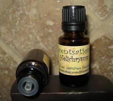 Helichrysum & Lemon Essential Oil 100% Pure 1/2 Oz Skin Purify Cleansing Scars *