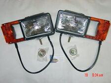 Hiniker plow lights 25010919 25010918 Arrow snowplow light kit Ford Chevy Dodge