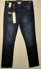 """WOMEN'S JUST JEANS STRAIGHT STRETCH SIZE 10 LEG 32"""" RRP POSTAGE"""