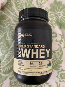 Optimum Nutrition Gold Standard 100% Whey Protein 2 Lb