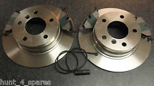 BMW 3 SERIES E36 QUALITY JURATEK REAR BRAKE DISCS AND PADS SOLID 280MM CHCK SIZE