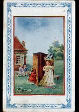 JEU de THEATRE d'ENFANT ...illustrée vers 1930 / PUBLICITE Chicorée MOKA WILLIOT