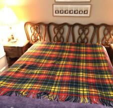 Connemara Wool 'Rug' Throw 74 x 60 # 112503