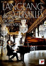 NEW DVD// LANG LANG - LIVE IN VERSAILLES - CHOPIN TCHAIKOVSKY - DTS 5.0 SURROUND