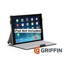 Griffin Multi-Positional Protective Journal Case for Apple iPad Air - Black
