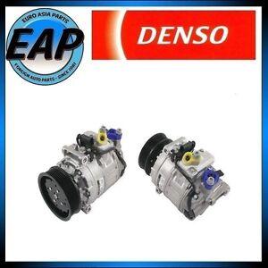 For Audi Q7 VW Touareg 3.2L 3.6L V6 OEM Denso AC A/C Compressor NEW