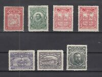 AN5417/ NEWFOUNDLAND – 1908 / 1910 MINT SEMI MODERN LOT – CV 335 $