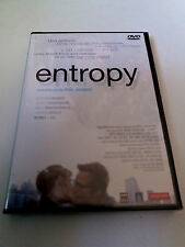 "DVD ""ENTROPY"" PRECINTADA PHIL JANOU STEPHEN DORFF BONO U2 KELLY MACDONALD"