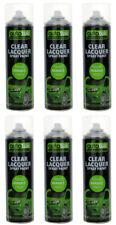 Autotek Clear Lacquer 500ml Paint Spray