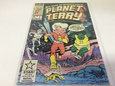 PLANET TERRY #1 (STAR COMICS/MARVEL/1984/COPPER AGE/GAME/1014187)