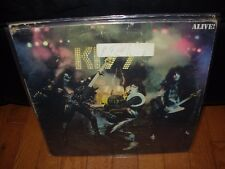 KISS alive ( rock ) 2lp reissue