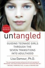 Untangled by Lisa Damour Book Hardcover Guiding Teenage Girls Parenting Hardback