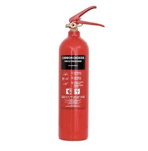 Full 2kg co2 for aquarium Fire Extinguisher