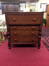 Antique Cherry Empire Chest of Drawers - Delivery Available