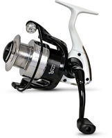 Zebco Regem FD 30 Angler Fishing Front Drag Fixed Spool Spinning Reels