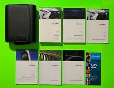 New listing 2016 Lexus Rx 350 Factory Owners Manual Set w/ Nav & Case *Oem*