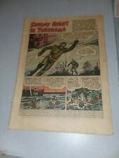 1952 Frogman Comics #2 War Hillman Periodicals precode golden age scarce rare