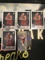 Dylan Windler Optic Rookie Lot 5 Card Lot 2019-20 Cleveland Cavaliers