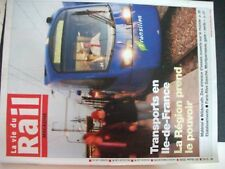 **j La vie du Rail magazine n°3143 Transport en Île de France