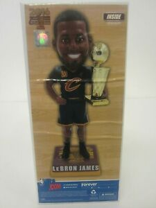 LeBron James Cleveland Cavaliers 2016 Forever NBA Champion Bobblehead Ltd Ed