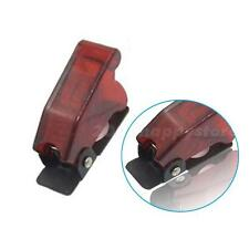 Red Safety Flip Up Aircraft Style Cover For Toggle Switches Guard Connectors