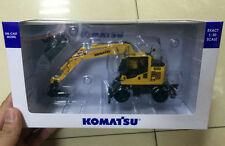 UH8083 Komatsu PW148-10 With Standard & Ditch Cleaning Bucket Construction 1/50