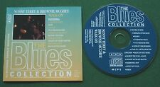 Sonny Terry & Brownie McGhee Walk On inc Daisy + Blues Collection No 39 CD